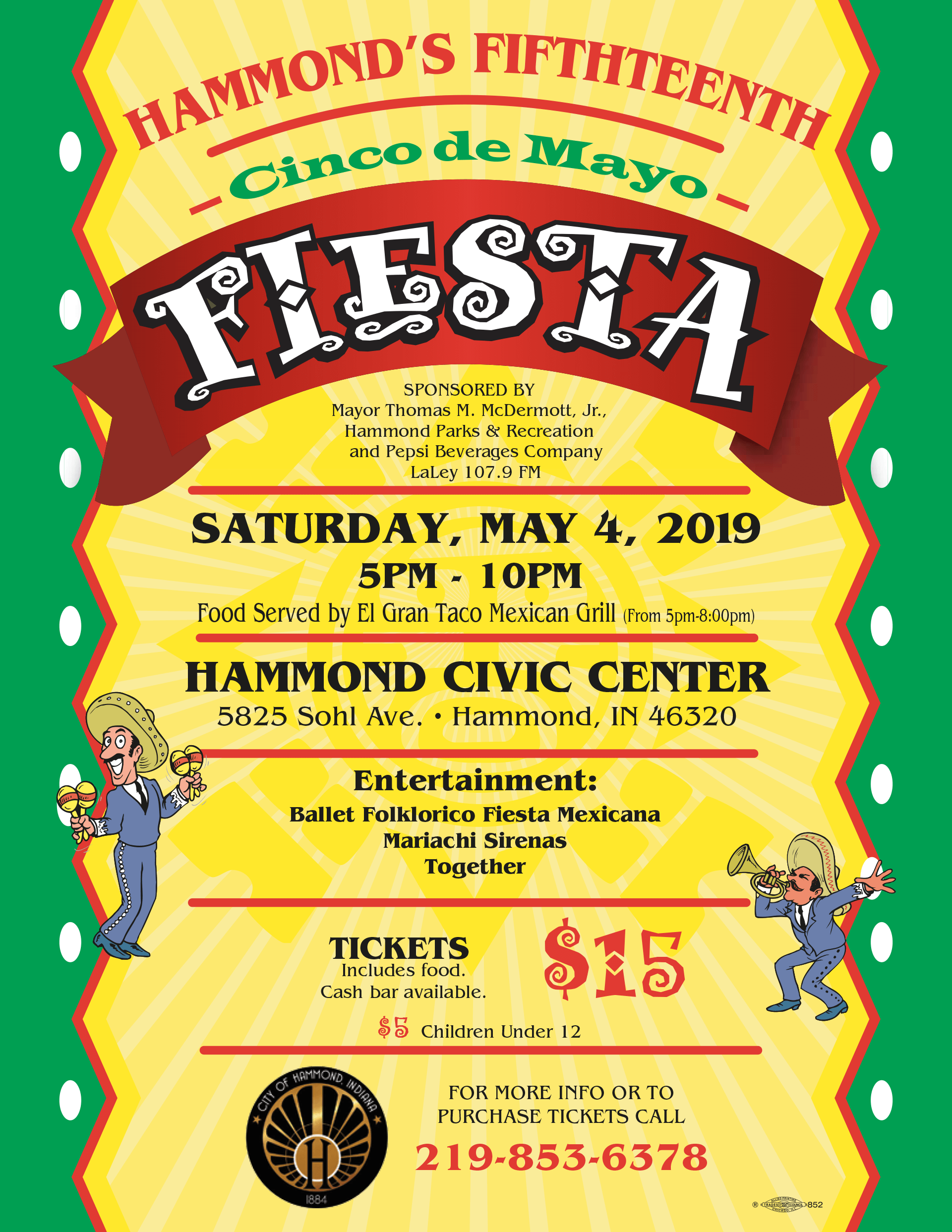 Hammond's 15th Annual Cinco de Mayo Celebration