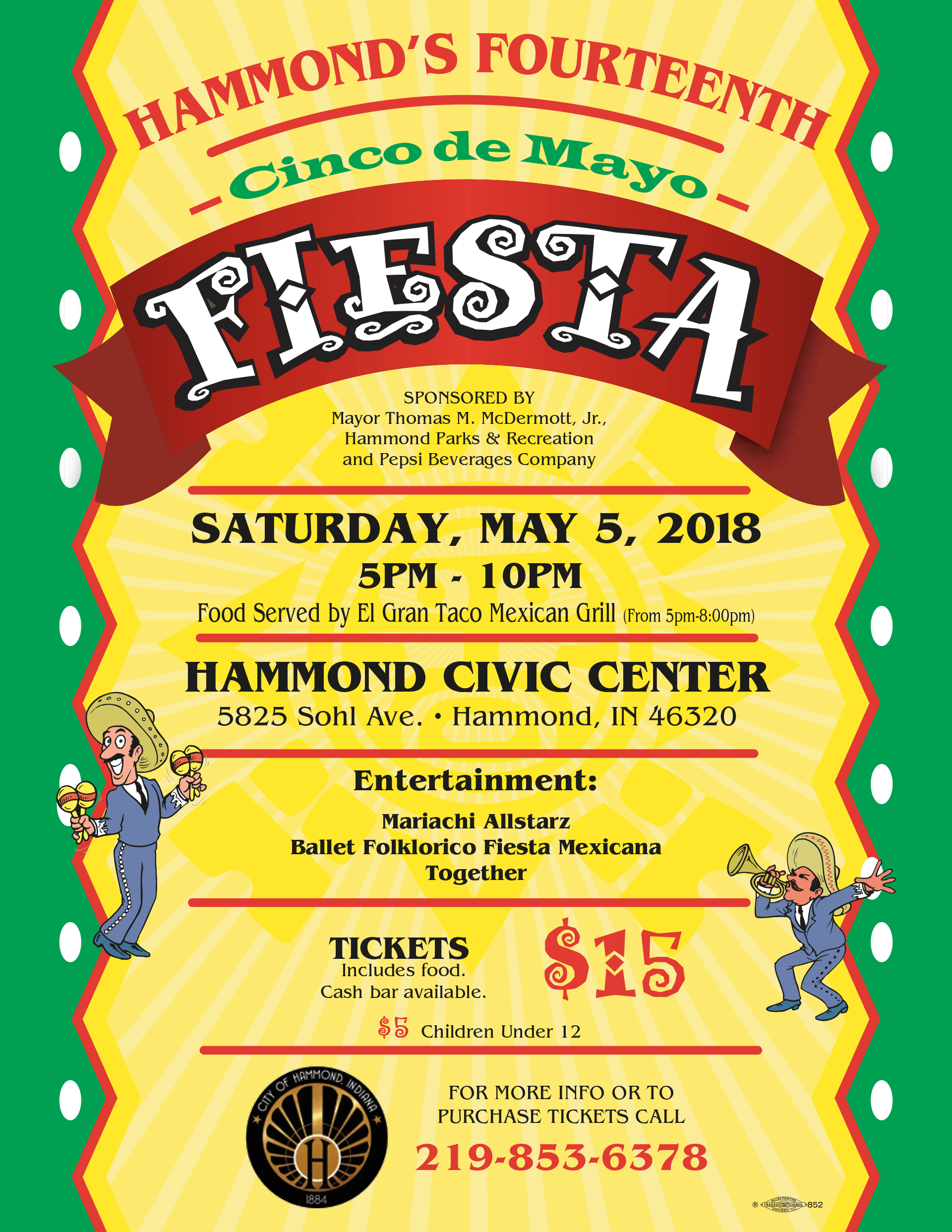 Hammond's 14th Annual Cinco de Mayo Celebration