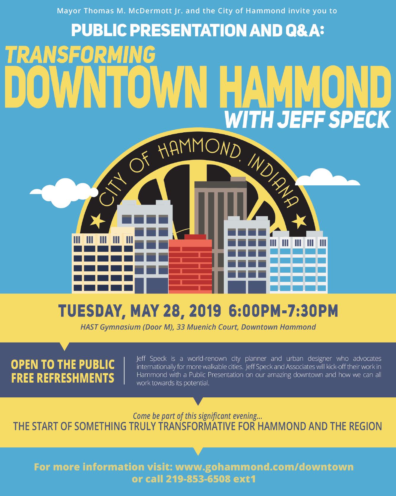 Transforming Downtown Hammond