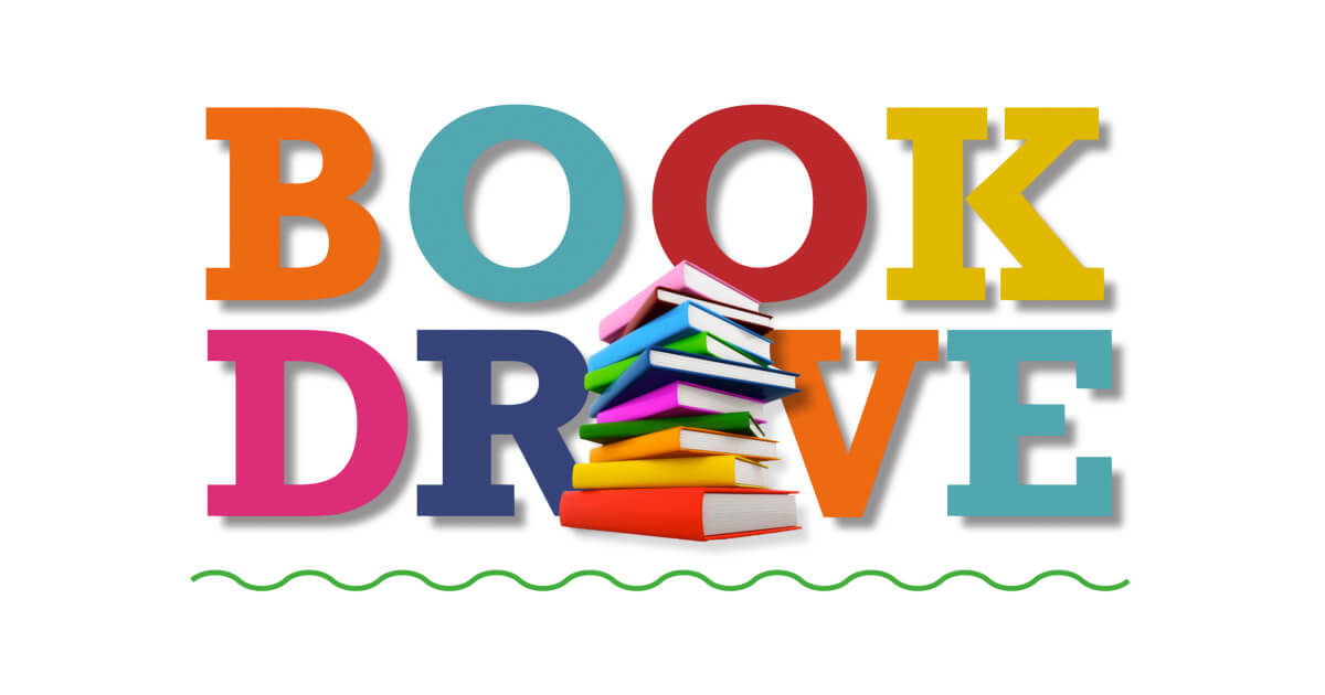 """Featured image for """"Earth Day Book Drive"""""""