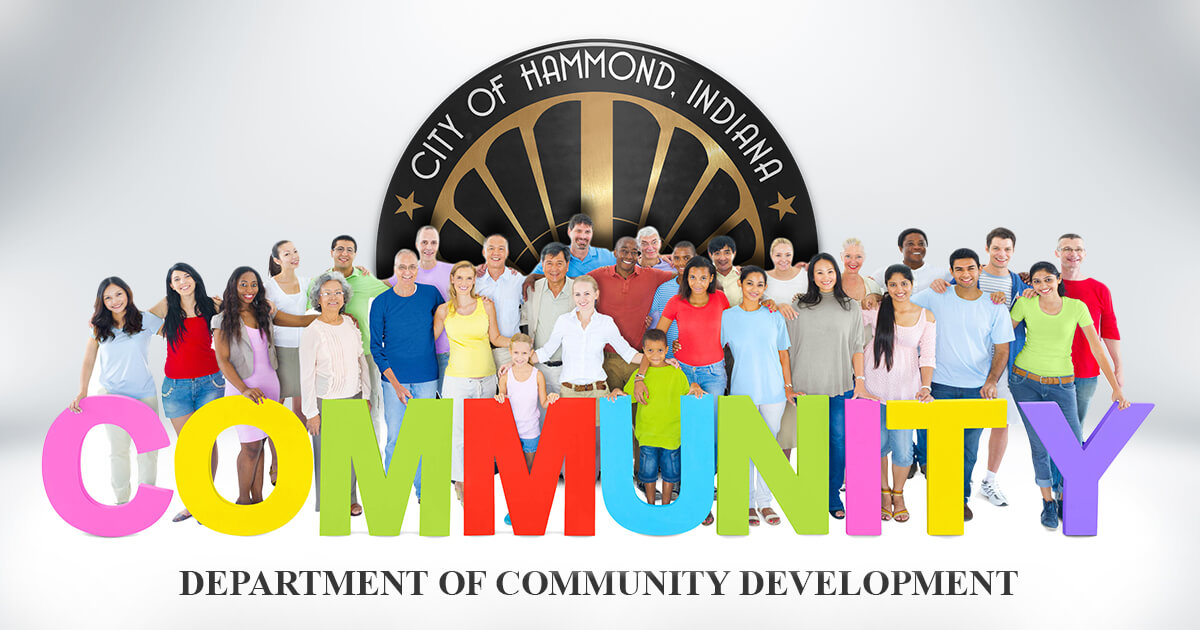 Welcome to the city of Hammond's Department of Community Development
