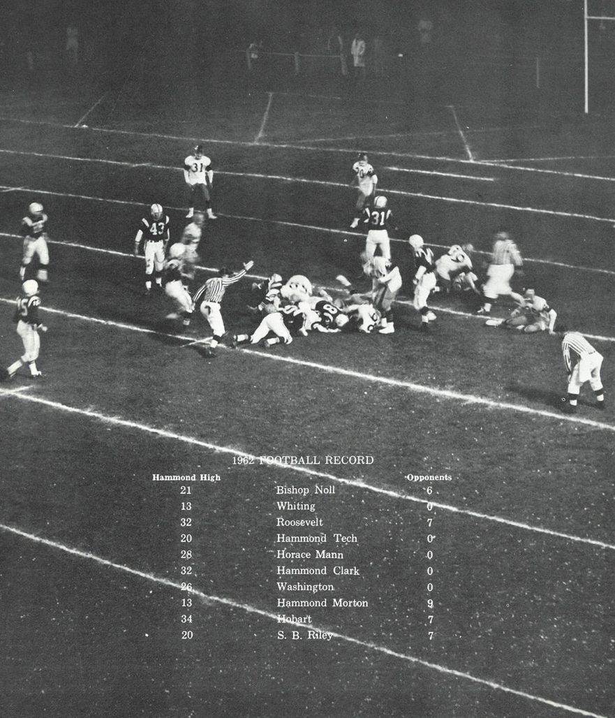 State Football Championship, 1963