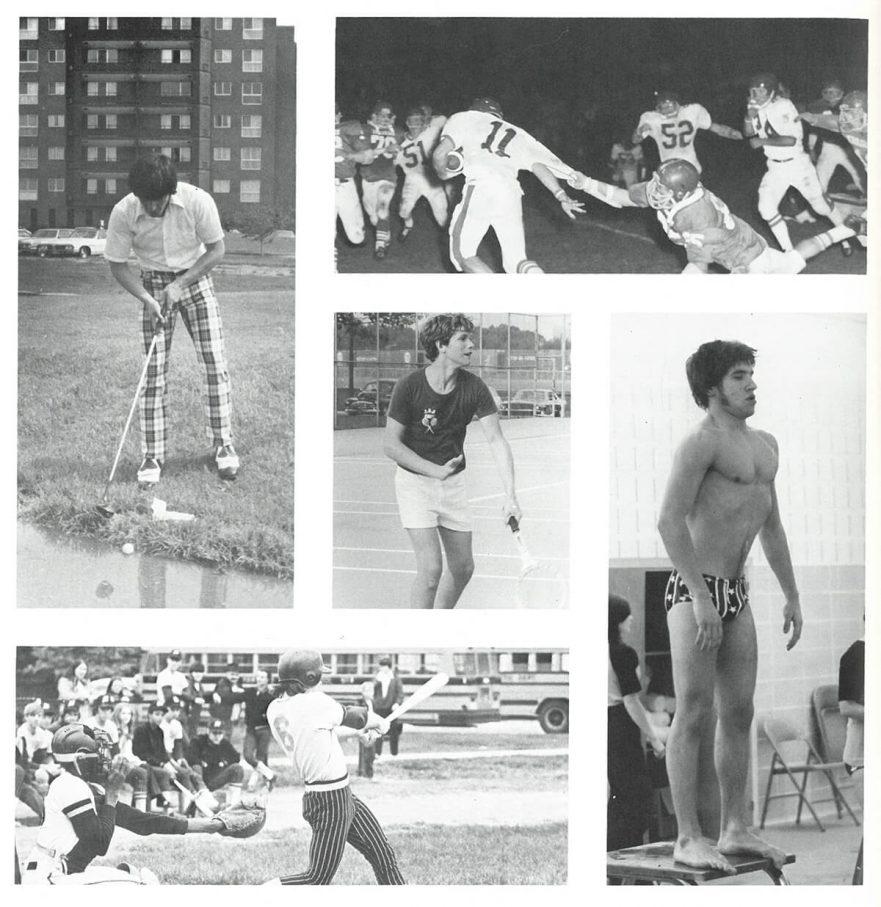 Boys' Sports, 1975
