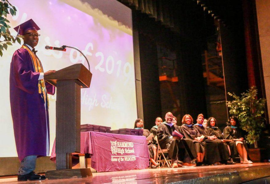 Class of 2020 virtual graduation