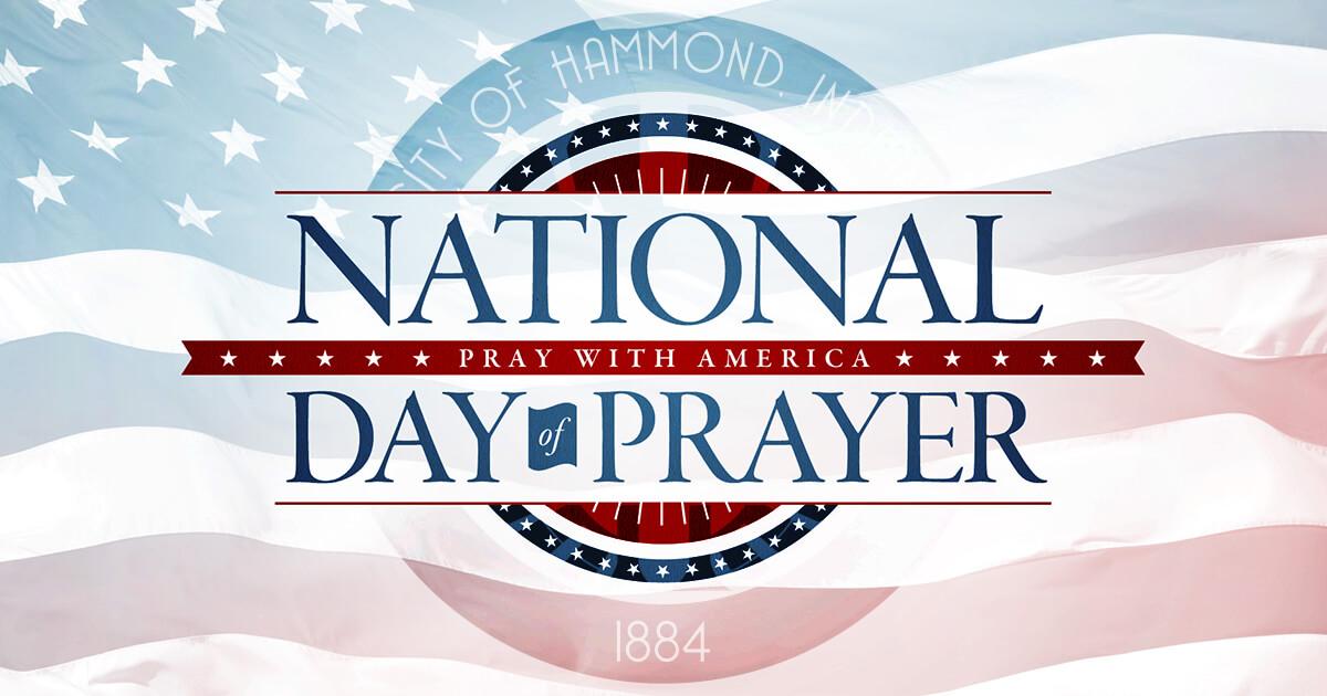 Annual National Day of Prayer Breakfast