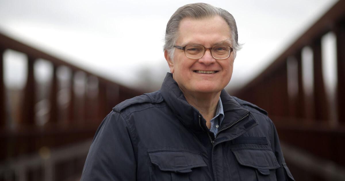 Retired Hammond city engineer Stan Dostatni
