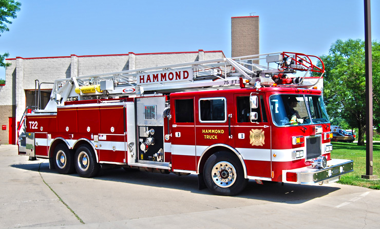 Hammond Fire Department